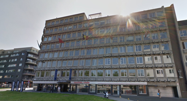 Rijnpoort offices for rent in Antwerp