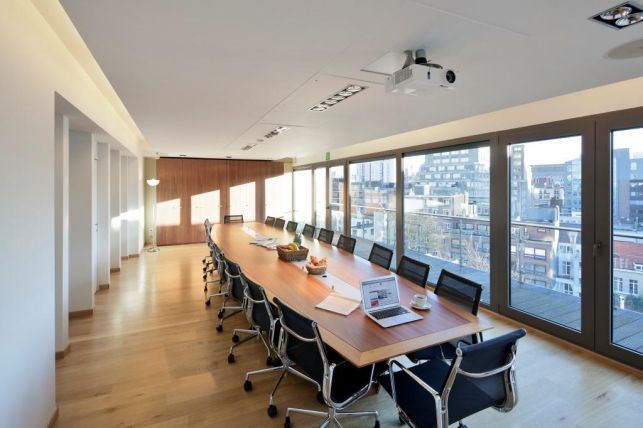 Regus Business Center - Antwerpen - Kantoren te huur