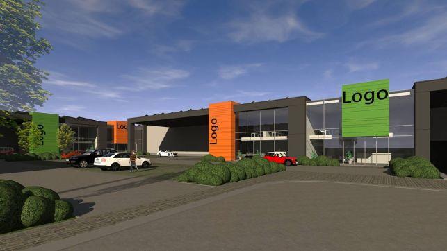 Bedrijfsgebouw te koop / te huur in Grobbendonk