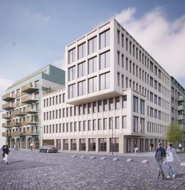 Kantoor te koop op het Eilandje in Antwerpen