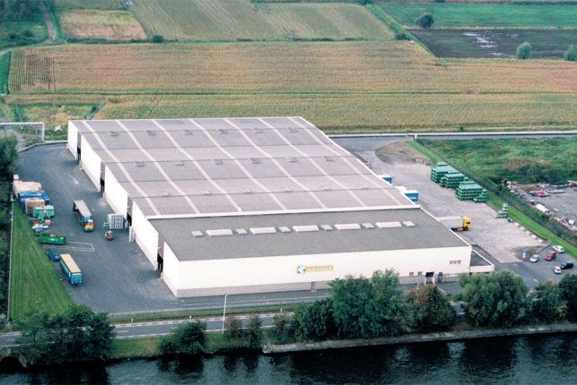 Logistiek vastgoed te koop & huur in de Haven van Gent