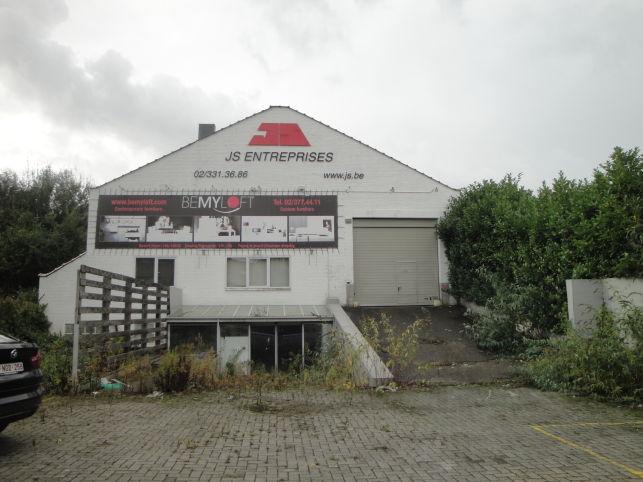 Handelspand te koop/huur in Linkebeek