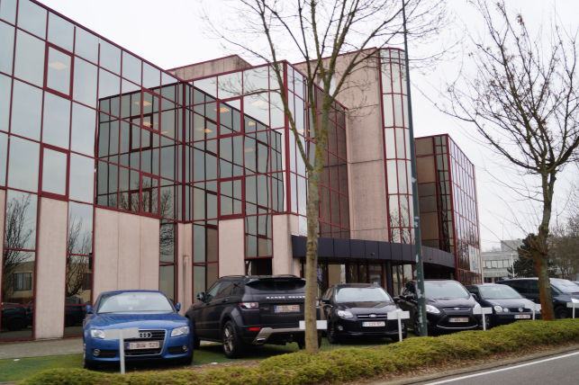 Offices to let & for sale near the Brussels airport in Zaventem