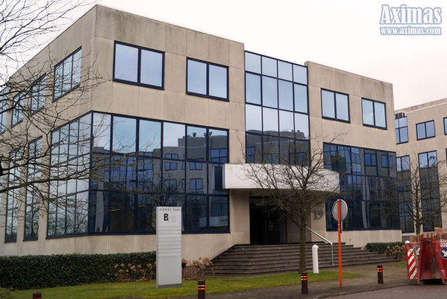 Brussels airport office space for sale