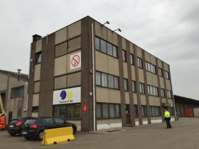 Haven van Antwerpen - kantoren te huur