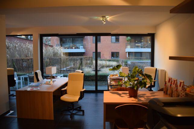 Kwalitatieve kantoren te huur aan de Vaartkom te Leuven