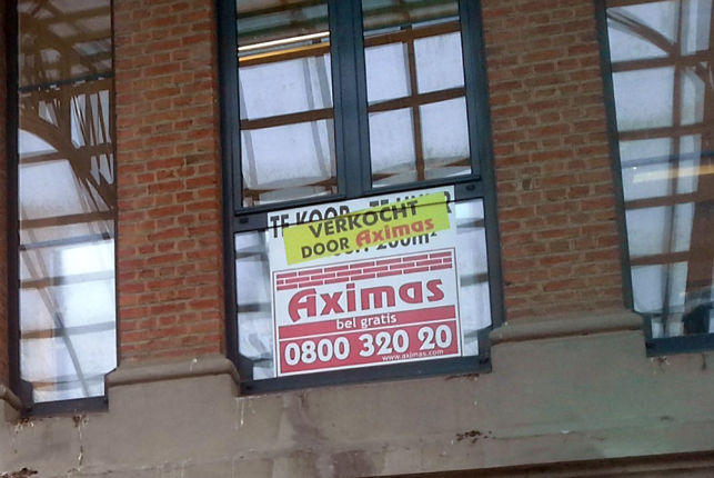 Kantoorruimte te koop in Leuven