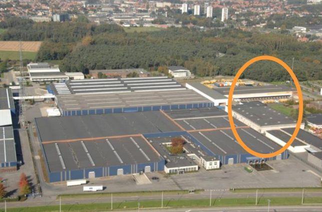 Magazijn te koop in Sint-Niklaas