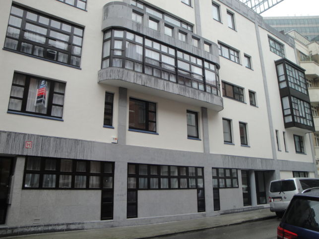Kantoor te huur in de Brusselse Europese wijk