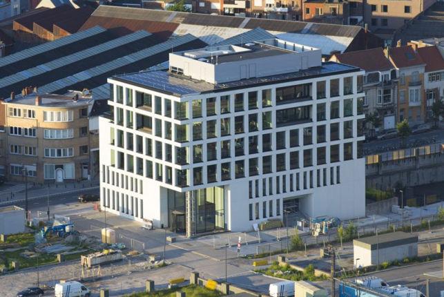 Nieuwbouw kantoren te huur Gent-Sint-Pieters Station