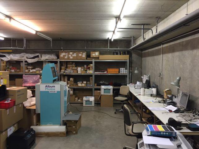 Polyvalent bedrijfspand met kantoor & opslag in Waver