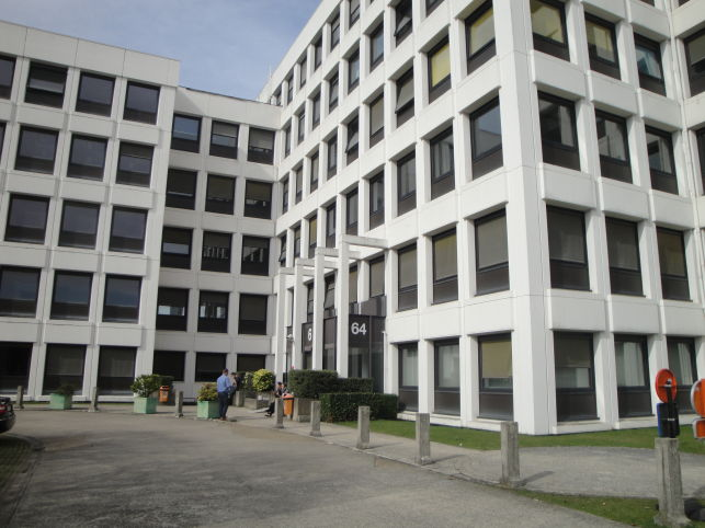 Secured office space for sale near NATO in Brussels