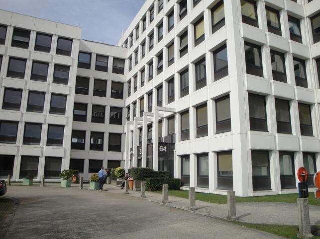 Beveiligd kantoor te koop & huur aan de NATO in Evere