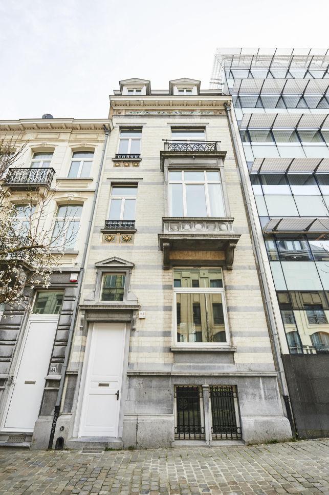 Kantoor te huur in de Leopoldswijk in Brussel