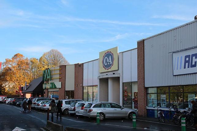 Winkelruimte te huur in Aalst
