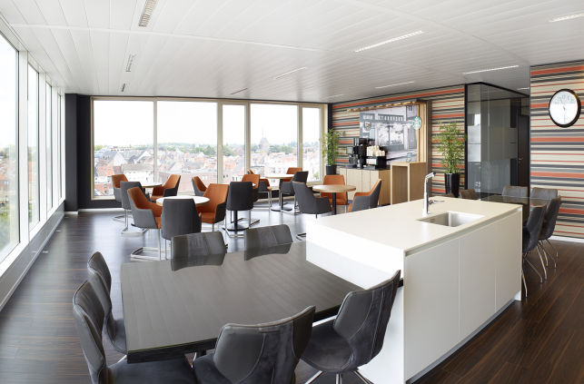 Ghent Dampoort office space rental