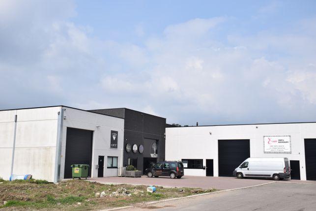 KMO-units te koop vlakbij de E314 in Halen bij Diest