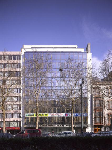 Kantoren te huur aan Louizalaan te Brussel