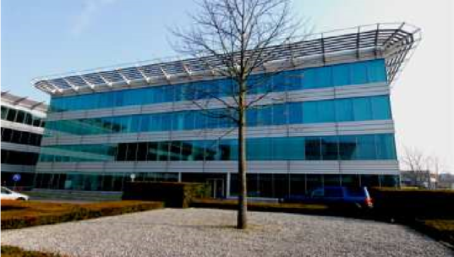 Green Square - Office space for rent in Diegem - the periphery of Brussels