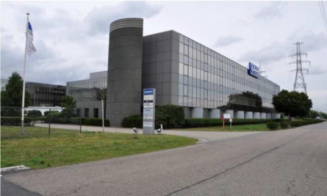 Bureaux à louer au Naviga Business Park à Zwijndrecht