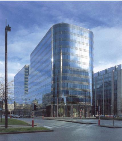 Kantoor te huur aan Brussel-Noord