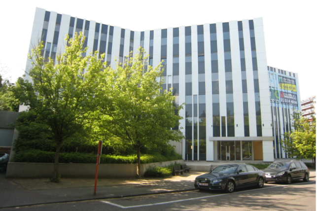 Kantoorruimte te huur in Brussel Woluwe