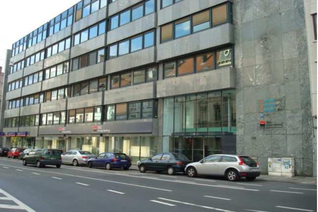 Kantoren te huur langs de Kortrijksesteenweg in Gent