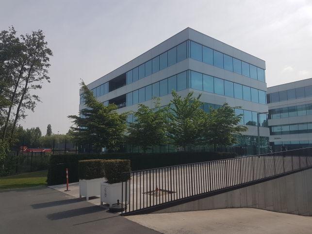 3Square Village bedrijvencentrum in Gent
