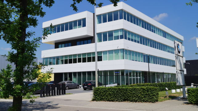 Offices to let in Wingepark Rotselaar