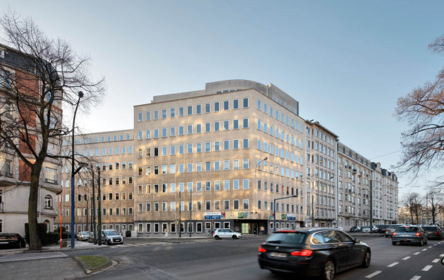Broqueville - Office space to rent at Montgomery in Brussels