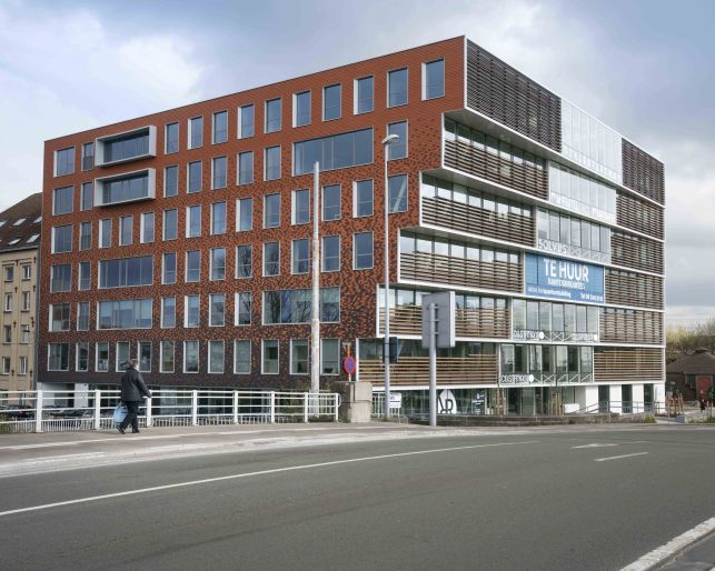 Offices to rent - Ghent Dampoort