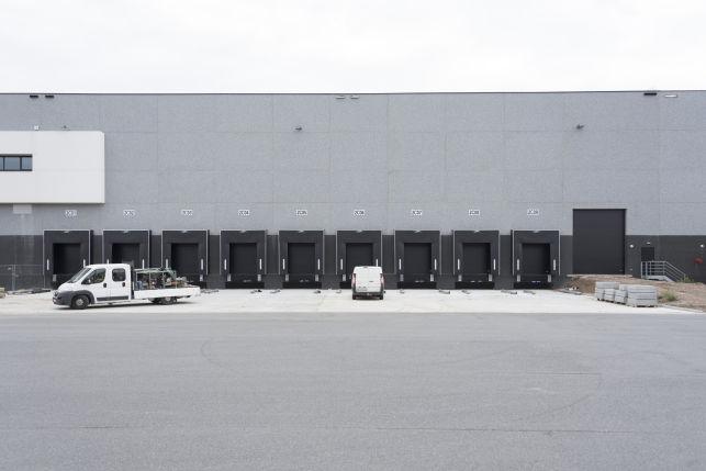 Warehouse for rent in Bornem Antwerp