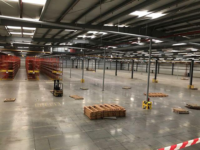 Logistieke opslag te huur in Puurs Antwerpen