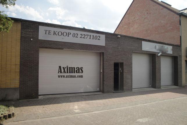 Bedrijfspand te koop nabij het Station van Zaventem