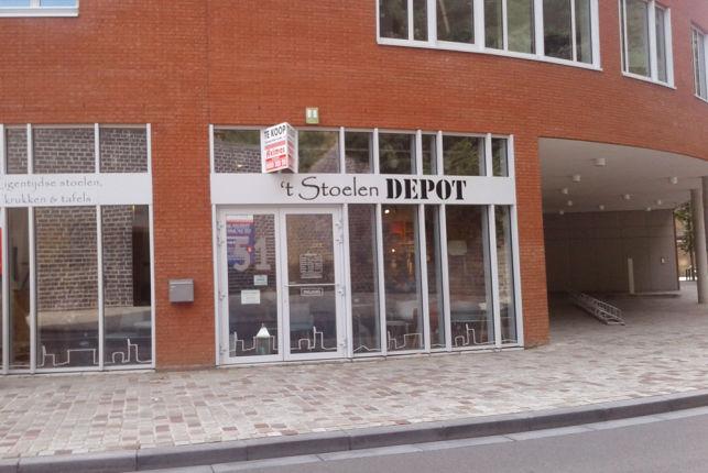 Handelsruimte te koop aan de Vaartkom in Leuven