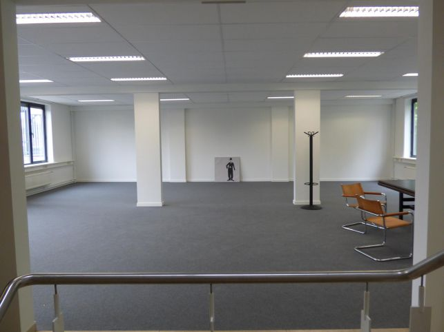 Offices to rent at Saint-Peters station in Ghent