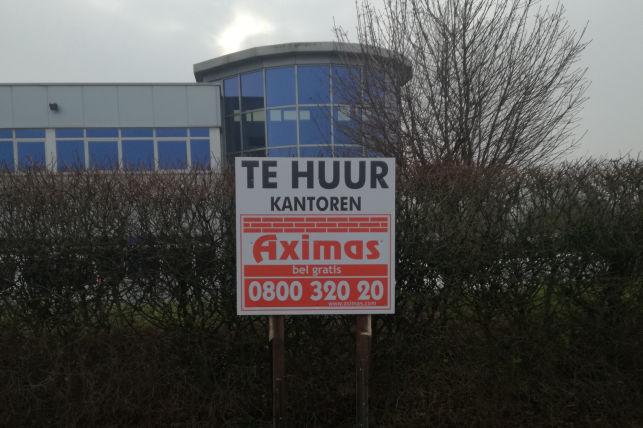 Kantoor met klein magazijn te huur in Wommelgem