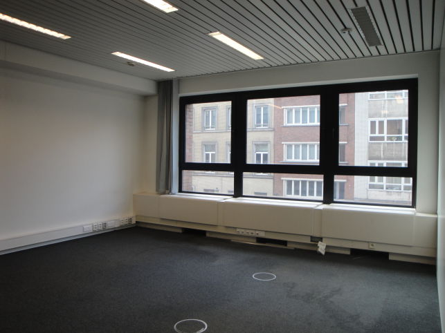 Offices To Let Near Luxembourg Station In Brussels