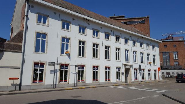 Kantoren te huur in Leuven aan de Vaartkom