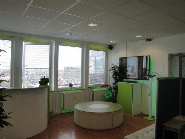 Kantoor te koop in de Brusselse Leopoldswijk
