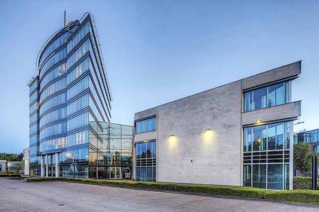 Offices to let in the Mechelen Business Tower