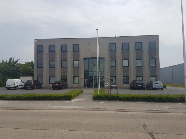 office and wharehouse space for rent in East-Flanders