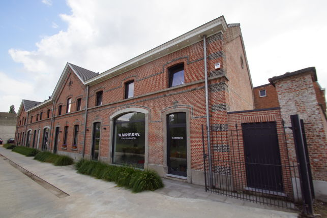 Kantoren te koop in Wetteren bij Gent