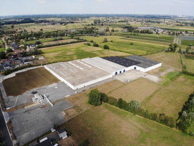Industriële site te koop in Evergem bij Gent