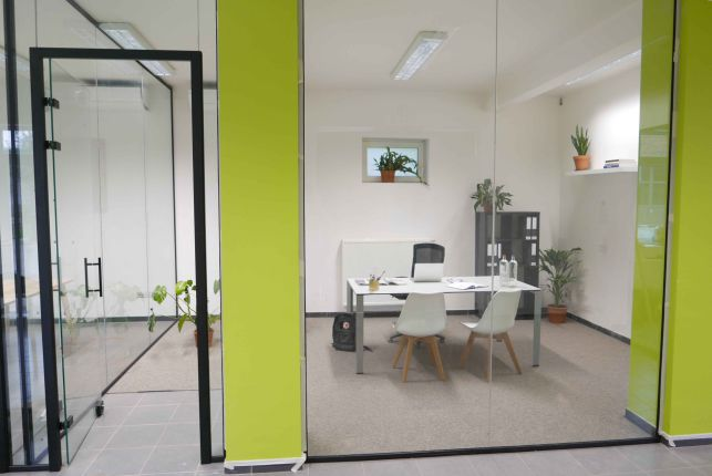 Flex offices to let in Herent near Leuven