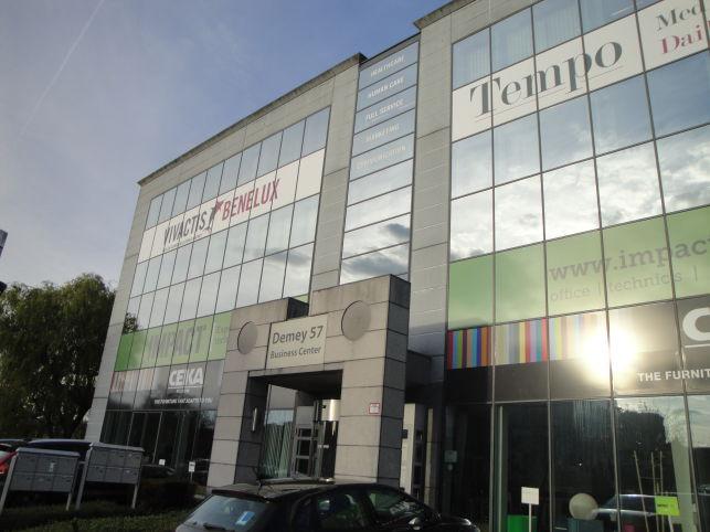 Plateau de bureaux à louer à Bruxelles Auderghem