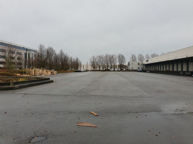 Distribution center for rent in Mechelen
