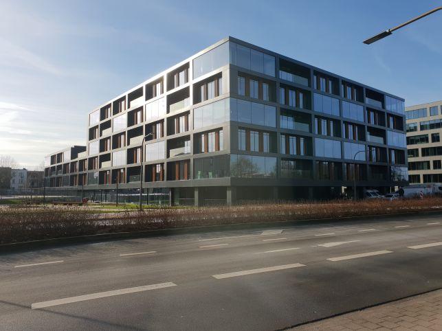 MeetDistrict bedrijvencentrum in Antwerpen