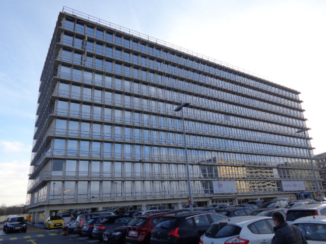 Offices to let in Brussels Evere near NATO