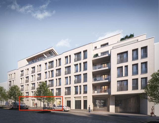 Kantoor te koop nabij Louizalaan in Brussel